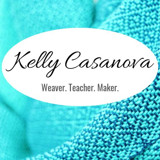 Kelly Casanova Weaving Lessons – Weaver  Teacher  Maker